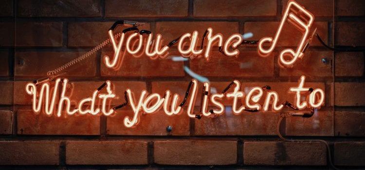 Listen up…